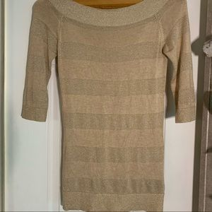 Twenty One  3/4 Inch Sleeves Sweater